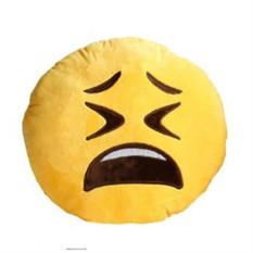 Подушка Emoji Прищур