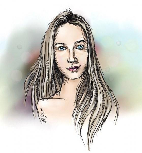 Шарж - портрет