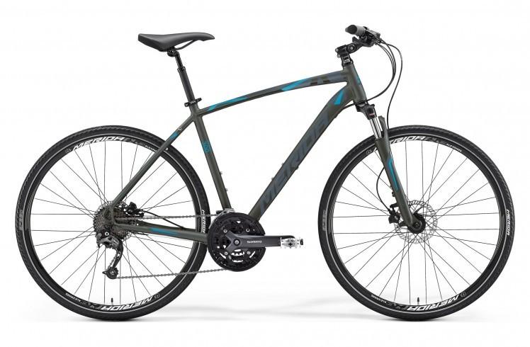 Городской велосипед Merida Crossway 300 (2015)