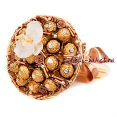 Букет из конфет Ваниль