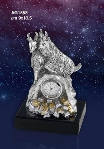 Статуэтка-часы Время денежной Козы