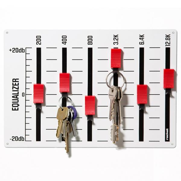Настенный держатель для ключей Keynote