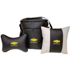Набор из термосумки, подушки-подголовника, подушки Chevrolet