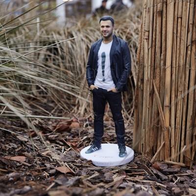 3D фигурка любимого - миниатюрная копия
