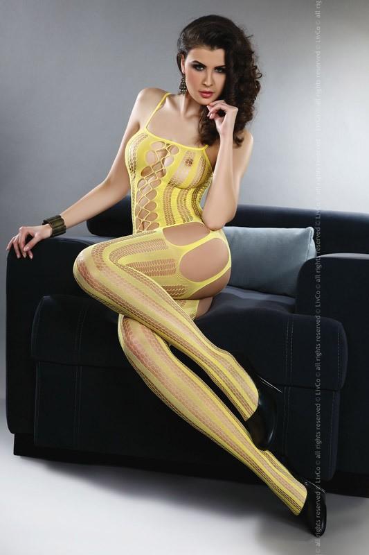 Боди-комбинезон Almas Yellow
