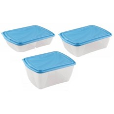 Контейнер для холодильника и микроволновки Breeze на 1,25 л