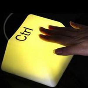 Светильник «Кнопка клавиатуры»