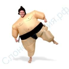 Надувной костюм сумоиста Inflatable Sumo Costume