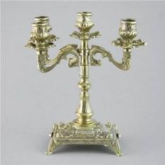 Канделябр на 5 свечей, размер 24x20x20 см