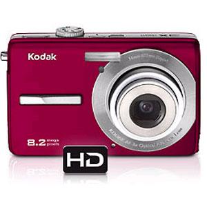 Фотоаппарат Kodak EASYSHARE M863