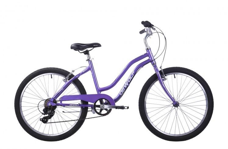 Детский велосипед Dewolf Wave 240 (2016)