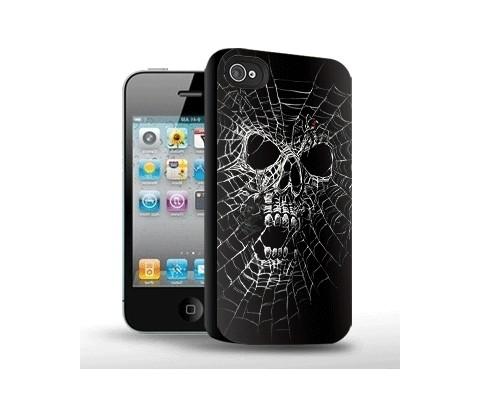 Панель для iPhone «Пауки»