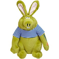 Поющая игрушка «Заяц спецназ»