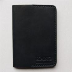 Обложка для паспорта Black