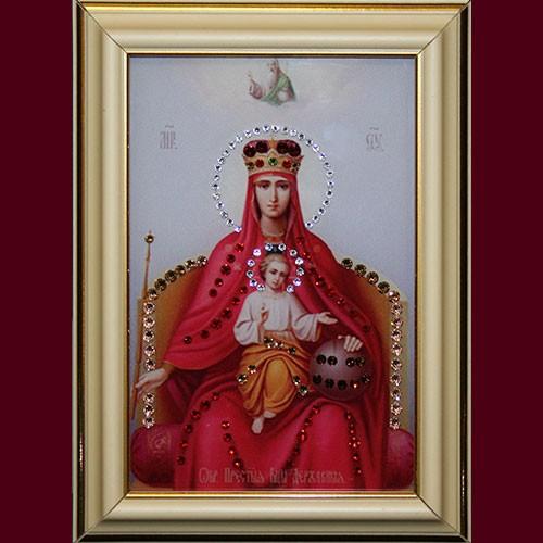 Икона Божией Матери Державная, малая