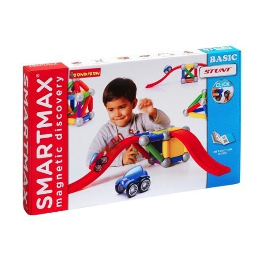 Магнитный конструктор SmartMax (Basic Stunt) от Bondibon