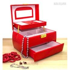 Шкатулка для ювелирных украшений Valise Red