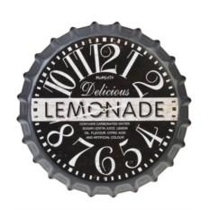 Настенные часы Лимонад