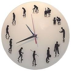 Часы с обратным ходом Человеческая эволюция