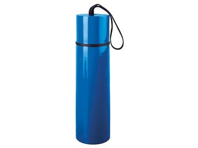 Термос на 500 мл, синий