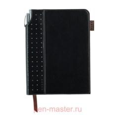Черная записная книжка Cross Journal Signature A5