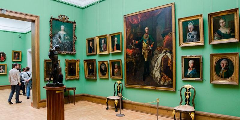 Экскурсия в легендарную Третьяковскую галерею