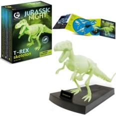Светящаяся сборная модель «Скелет Тираннозавра»