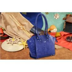 Синяя сумка из коллекции Nino Fascino