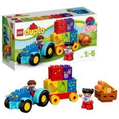 Конструктор Lego Duplo Мой первый трактор