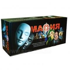 Игра Мафия - подарочный набор