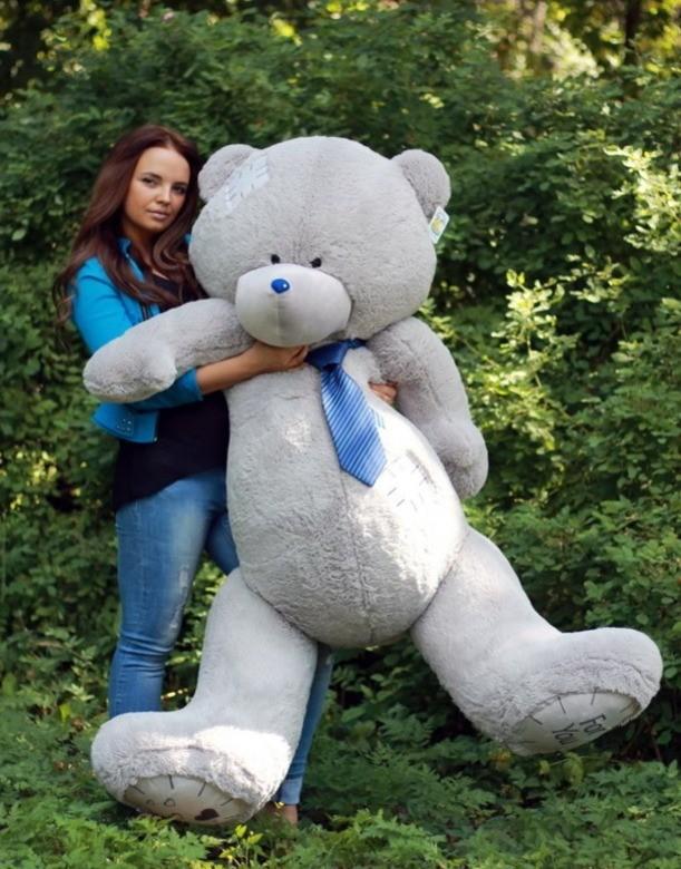 Плюшевый мишка Тедди, 190 см.