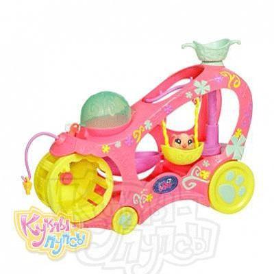 Машинка для зверушек Littlest Pet Shop