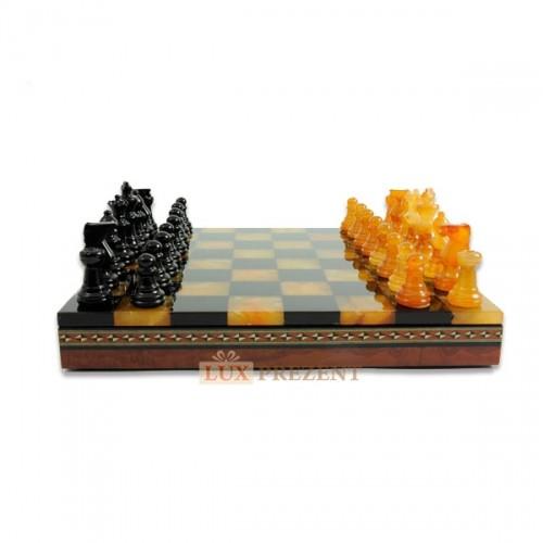 Шахматы мраморные Классика