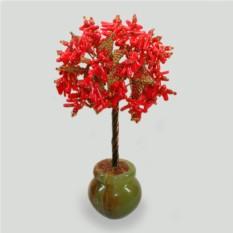 Дерево из коралла Нефертити