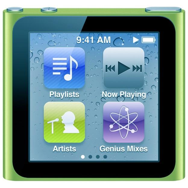 Плеер MP3 Apple iPod nano 6th Generation 8GB