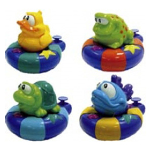Брызгающие игрушки