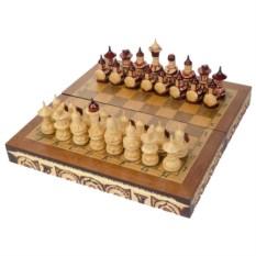 Резные шахматы В дорогу