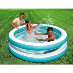 Надувной бассейн Бирюза