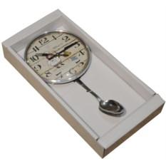 Настенные часы Ложка