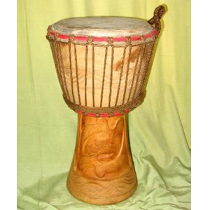 Барабан декоративный