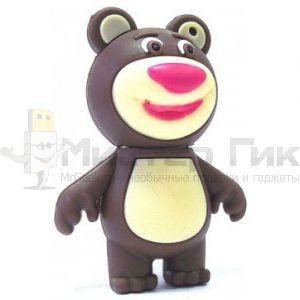 Флешка Медведь, 8Гб