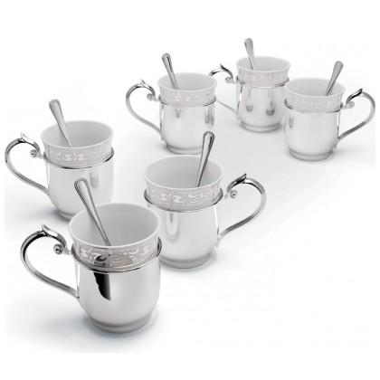 Сервиз чайный Oriental на шесть персон