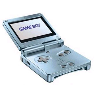 Игровая приставка  Boy Nintendo Advance SP