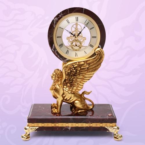 Настольные часы Петербургские тайны