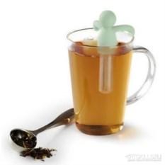 Мятная емкость для заваривания чая Вuddy