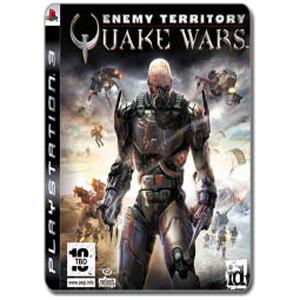 Enemy territory. Quake wars