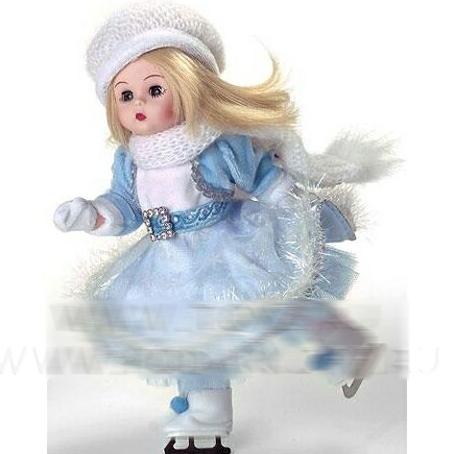 Кукла «Фигурное катание»