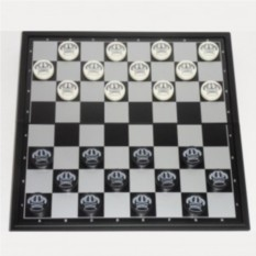 Магнитные подарочные шашки
