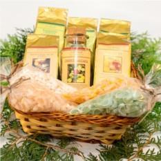 Подарочный чайный набор «Асара»