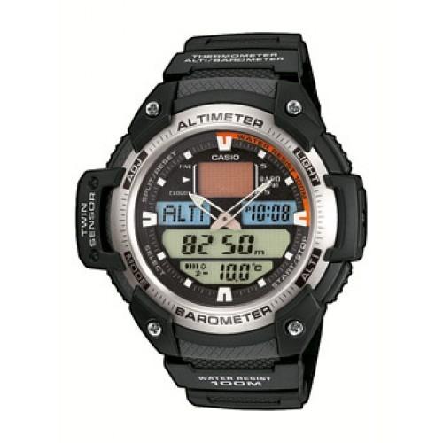 Мужские наручные часы Casio Sports Gear SGW-400H-1B